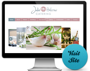 Visit the Julie Halcrow Website...
