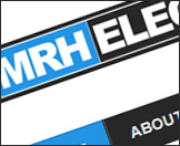 MRH Electrical Web Design Example