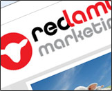 Red Lamb Marketing Website Example