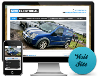 Visit the MRH Electrical Website...